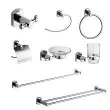 Jn160500 Zinc Alloy Chrome Plate Hotel Metal Bath Accessories