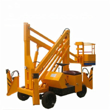 Articulated Lift Platforms for Industrial Maintenance