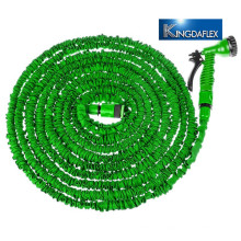 expanding garden water hose pipe,brass fitting expandable garden hose flexible, hot water flexible hose