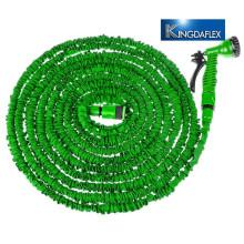 expanding garden water hose pipe,brass fitting expandable garden hose flexible, hot water flexible hose
