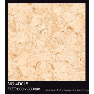 Tuile de plancher de porcelaine / carrelage en céramique de plancher de la Chine 600X600 800X800