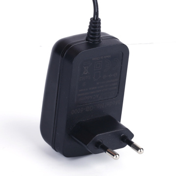 12V1A Power Adapter för CCTV-kamera, LED-remsa