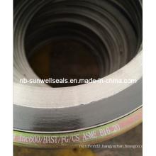 Inconel600 Spiral Wound Gaskets Sunwell