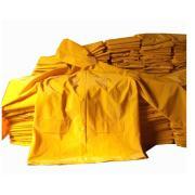 Traje adulto moda amarillo