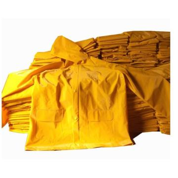 Yellow Fashion Adult Rainsuit