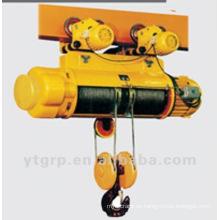Alzamiento de cuerda de alambre eléctrico de HC / HM