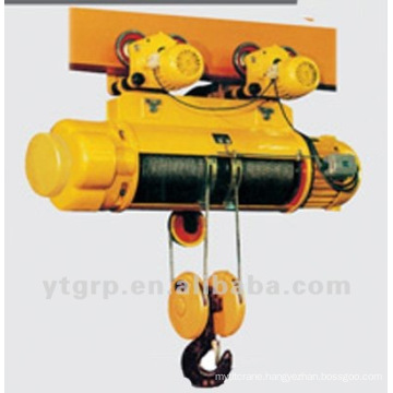 HC/HM Electric Wire Rope Hoist