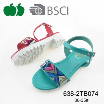 Summer New Latest Fashion Girls Sandals