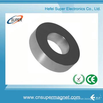 Постоянные N42 Nicuni (110-77 * 20 мм) кольцо неодимовым магнитом