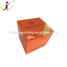Accept OEM!Cosmetic Sample Skin Care Facial Cardboard Paper Box Packaging