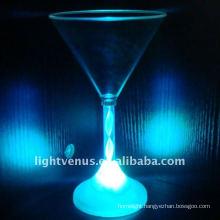 Flashing LED Cocktail Glass
