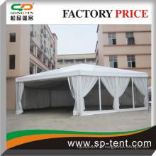 Polygon Zirkus Kuppel Zelte zum Verkauf Diagonale in 10m, 15m, 16.2m 20m, 25m, 30m, 35m, 40m