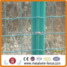 PVC coated weaved euro wire mesh roll fence