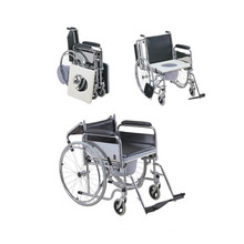2016 heißer Verkauf Portable Kommode Rollstuhl