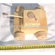 Juguetes de madera DIY Rompecabezas Educatinal 3D