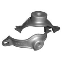 Bastidor de precisión de acero al carbono personalizado con mecanizado CNC