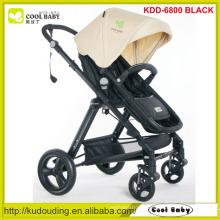 New en1888 luxury design travel system baby stroller , baby rocking stroller with trailer