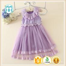 Kleiddesignsommerfrühlingssommermädchen tragen Babykleid 2015 spätestes Mädchenkleid entwirft Mädchenkleid von 7 9 10 Jährigen