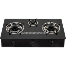 Glass Table Top Gas Cooker Gas Stove