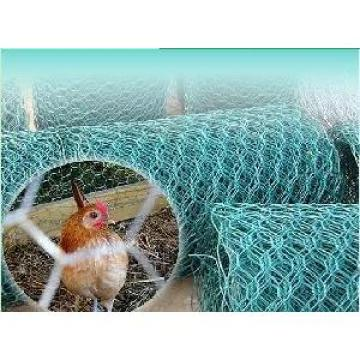 Hexagonal chicken wire fence for sale