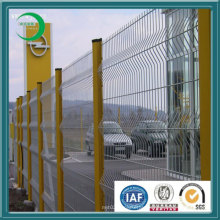 Galvanized Powder Coated Iron Fence for Highway (xy-s32)