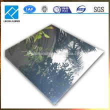 Aluminium Spiegel Reflektor Blatt