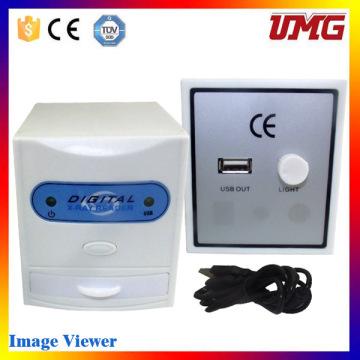 China Dental Produkte Digital X Ray Reader mit Mini-LCD-Monitor