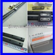 PMI Linearführungen und Wagen MSA35S / LS