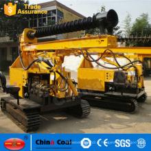 máquina de condução de pilha de parafuso de solo