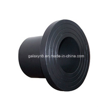 High Quality PE Pipe Fittings Butt Type Injection Flange
