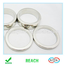 permanent ring oil filter magnet