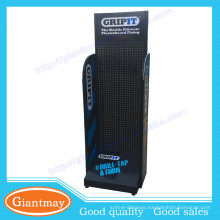 Promotional electronics accessories display stand for chargers