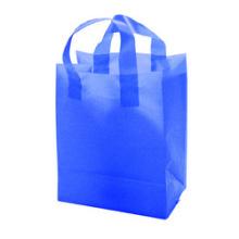 Personalizar saco de portador de plástico promocional