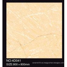 La selección popular de la venta caliente 600X600 milímetro de la impresión de inyección de tinta Azulejo de cerámica