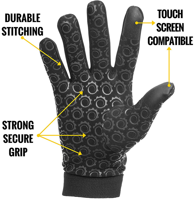 Durable Touch Gloves