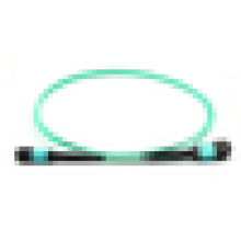 Волоконные патч-корды MPO, волоконный кабель OM3, оптоволоконные кабели для сетей FTTH