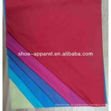 Tela tejida 100% de nylon 20D para la chaqueta a prueba de viento
