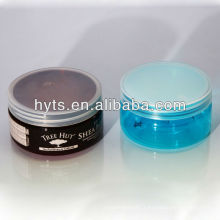 60ml 100ml cosmetic pet plastic jar