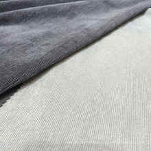 21 Wales Straight Corduroy Polyester Nylon Blended Gewebe für Textil