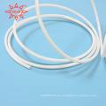 Manguera transparente ID 260 grados 4.4mm para aislamiento de cables