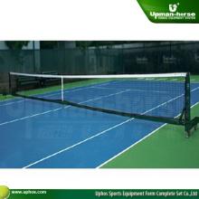 Movable Freestanding Aluminum Tennis Posts W/ Net (TP-2400)