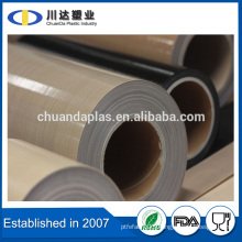 2016 new develop wholesale heat resistant PTFE fabric ptfe teflon coated fiberglass fabric                                                                         Quality Choice