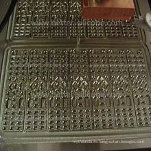Herramientas de molde de teclado de goma de silicona