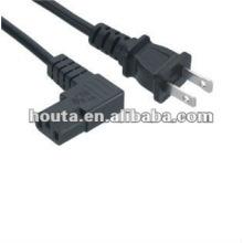 Cable de alimentación certificado UL
