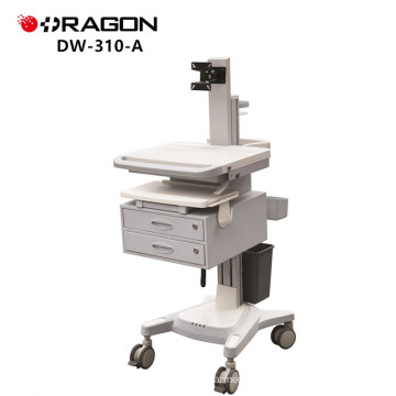 DW-310-A Movable Workstation Hospital Trolley with computer