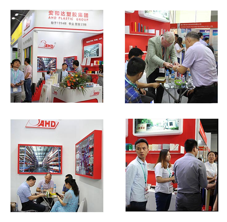AHD 2019 Chinaplas exhibition