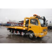 Dongfeng DLK 4 ton remolque remolque, 4x2 remolque usado