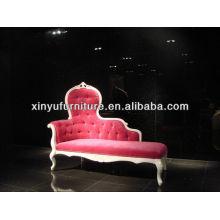 Спальня отеля Королевский диван-стул 023