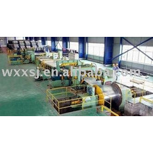 steel coil cross cutting line