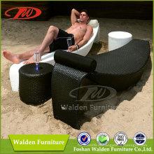 Freizeit Rattan Sonnenliege / Tagesbett (DH-9400)